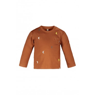 Tawny brown longsleeve - The New Chapter